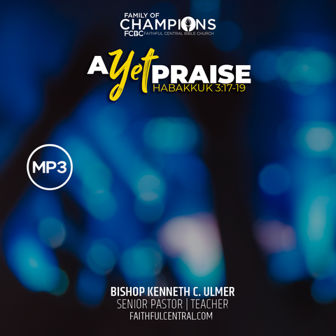 A Yet Praise (Mp3 Download)