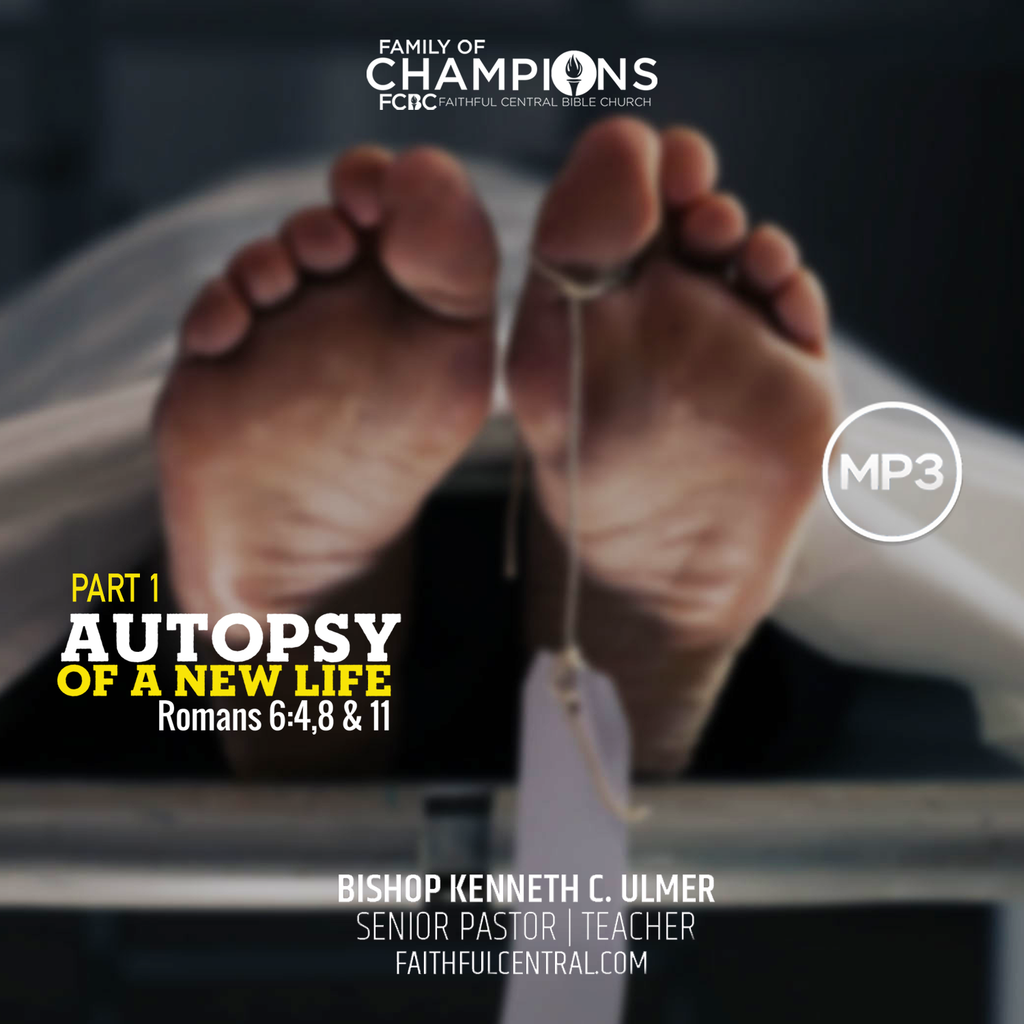 The Autopsy of A New Life (MP3 Download)