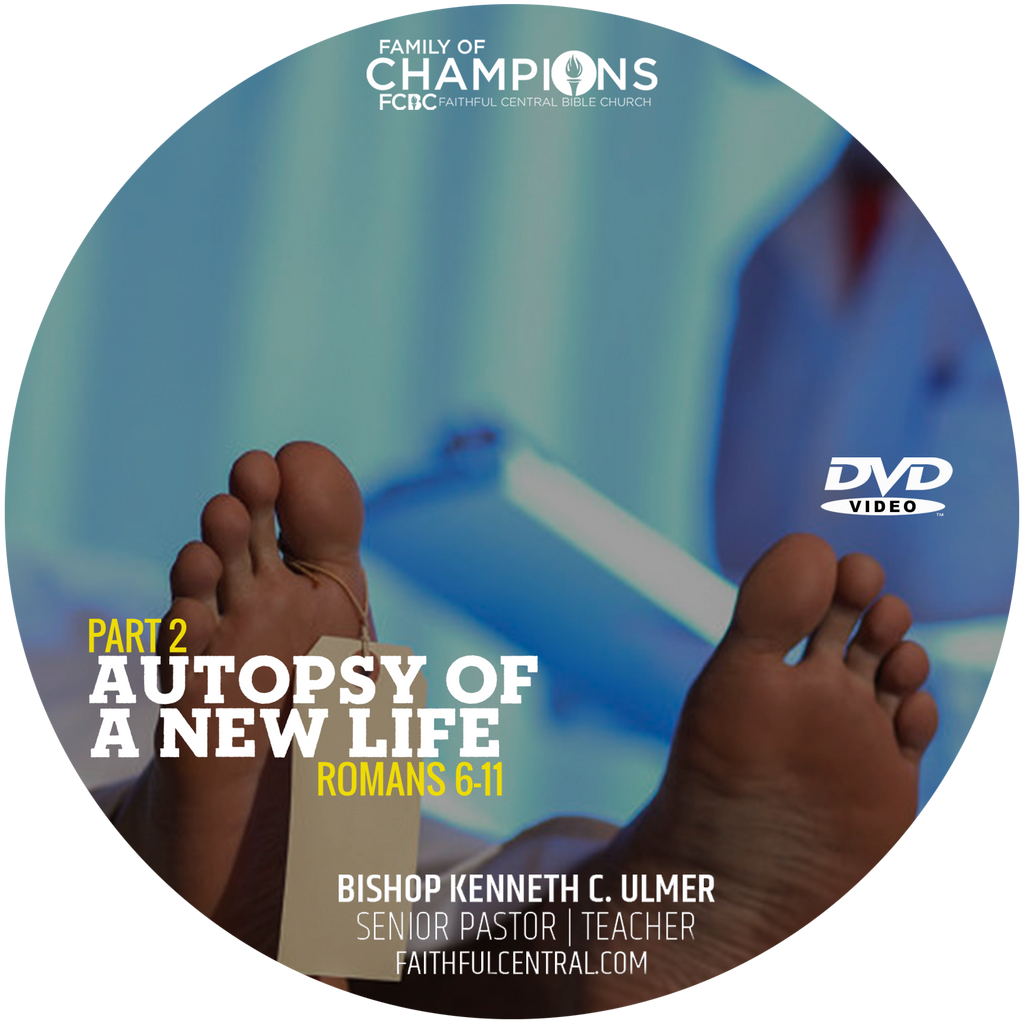 The Autopsy of A New Life Part 2 (DVD)