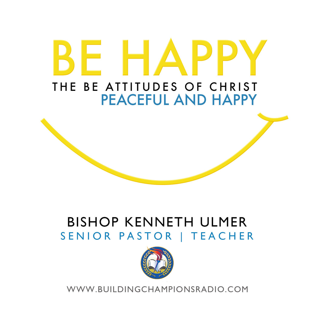 Be Happy: Persecuted And Happy (MP3 Download)