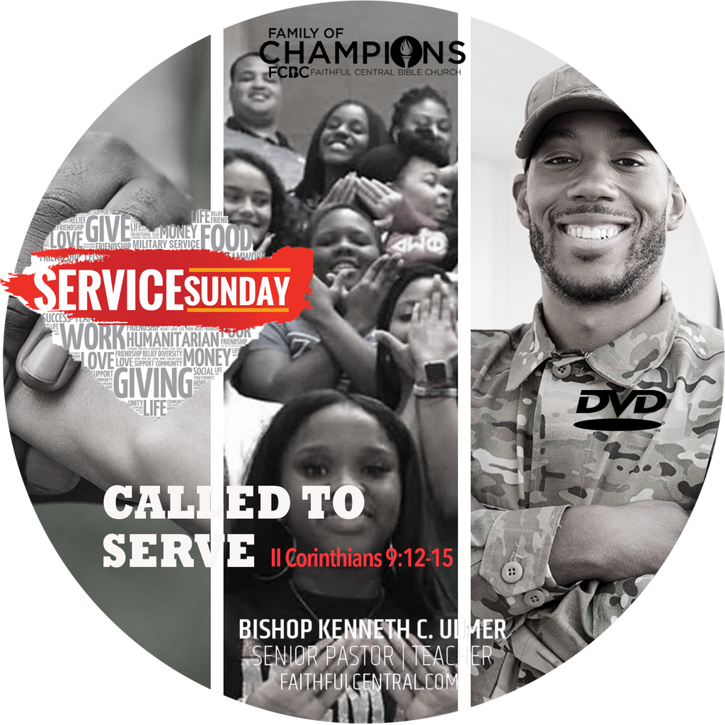 Called To Serve (DVD)