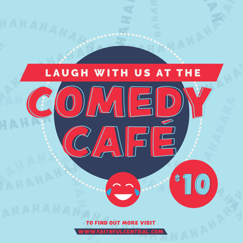 Comedy Cafe January 2020
