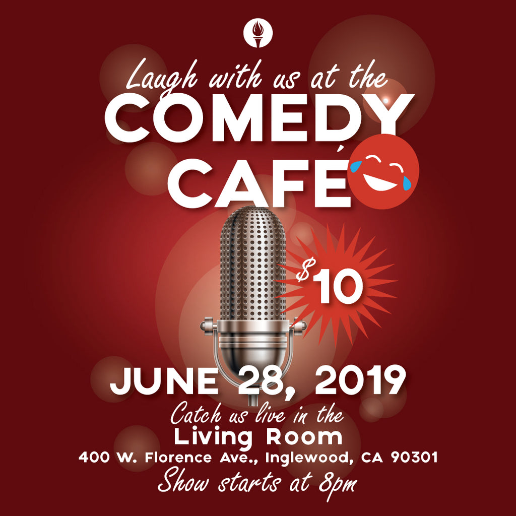 Comedy Cafe June 2019