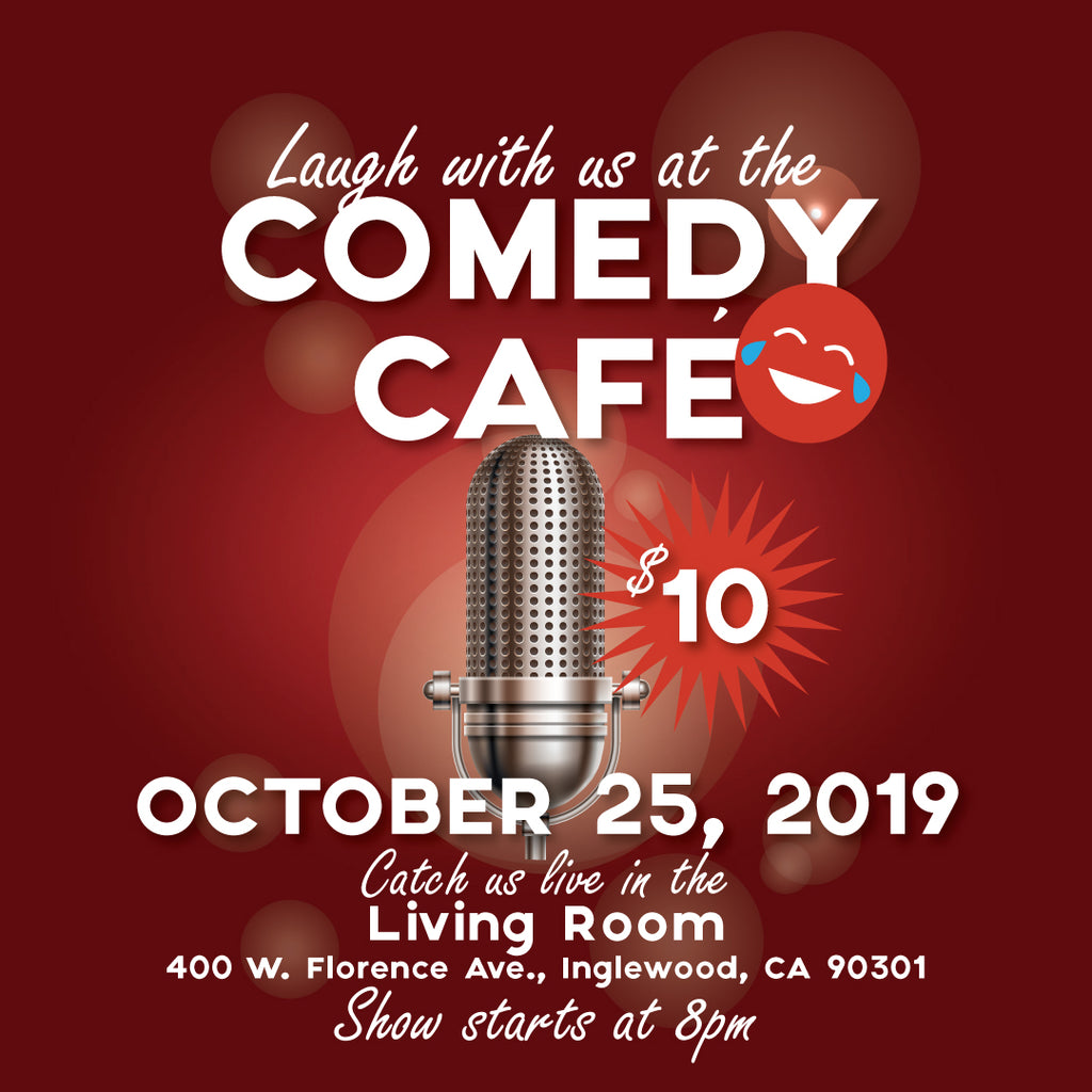 Comedy Cafe October 2019