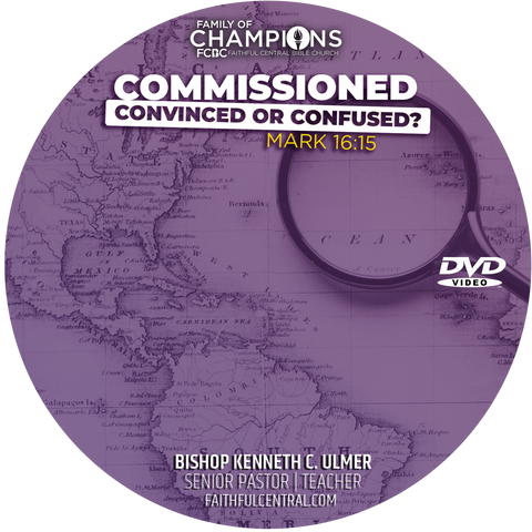 Commissioned Part 1: Convinced or Confused (DVD)