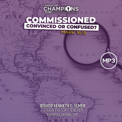Commissioned Convinced or Confused (MP3 Download)