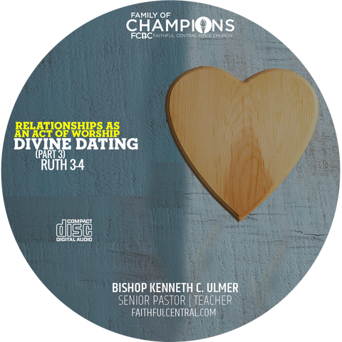 Here's My Love; Here's My Worship: Divine Dating Part 3 (CD)