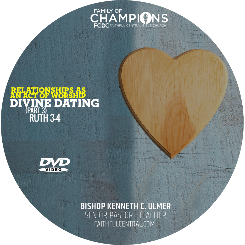 Here's My Love; Here's My Worship: Divine Dating Part 3 (DVD)