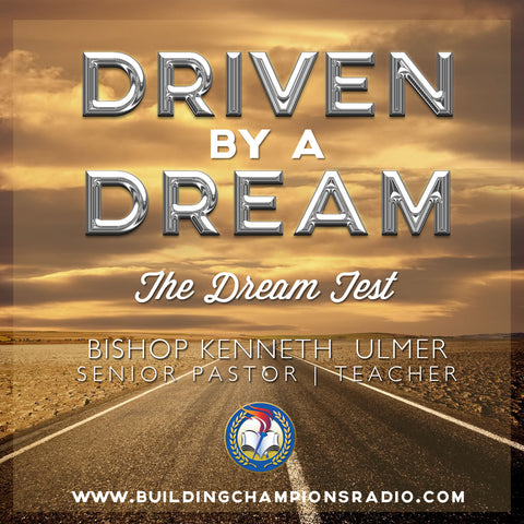 Driven By A Dream: The Dream Test (MP3 Download)