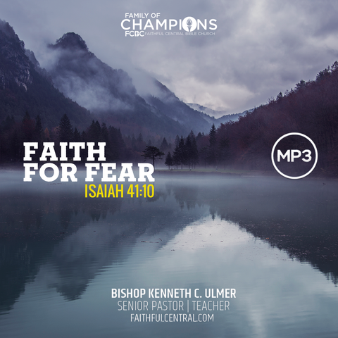 Faith For Fear (MP3 Download)