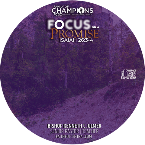 Focus on A Promise (CD)