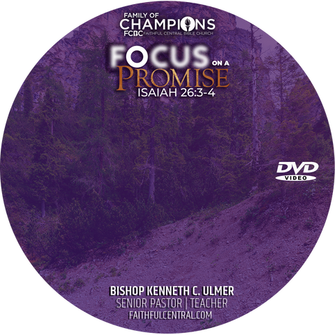 Focus on A Promise (DVD)