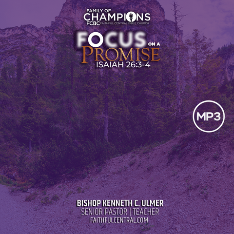 Focus on A Promise (MP3 Download)