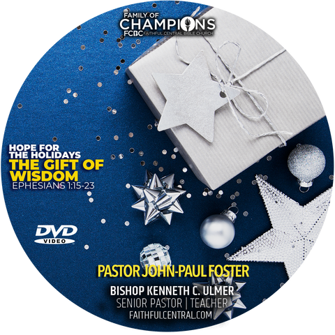 Hope For The Holidays: The Gift of Wisdom (DVD)