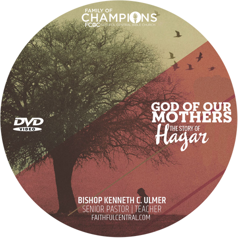 God of Our Mothers -The Story of Hagar (DVD)