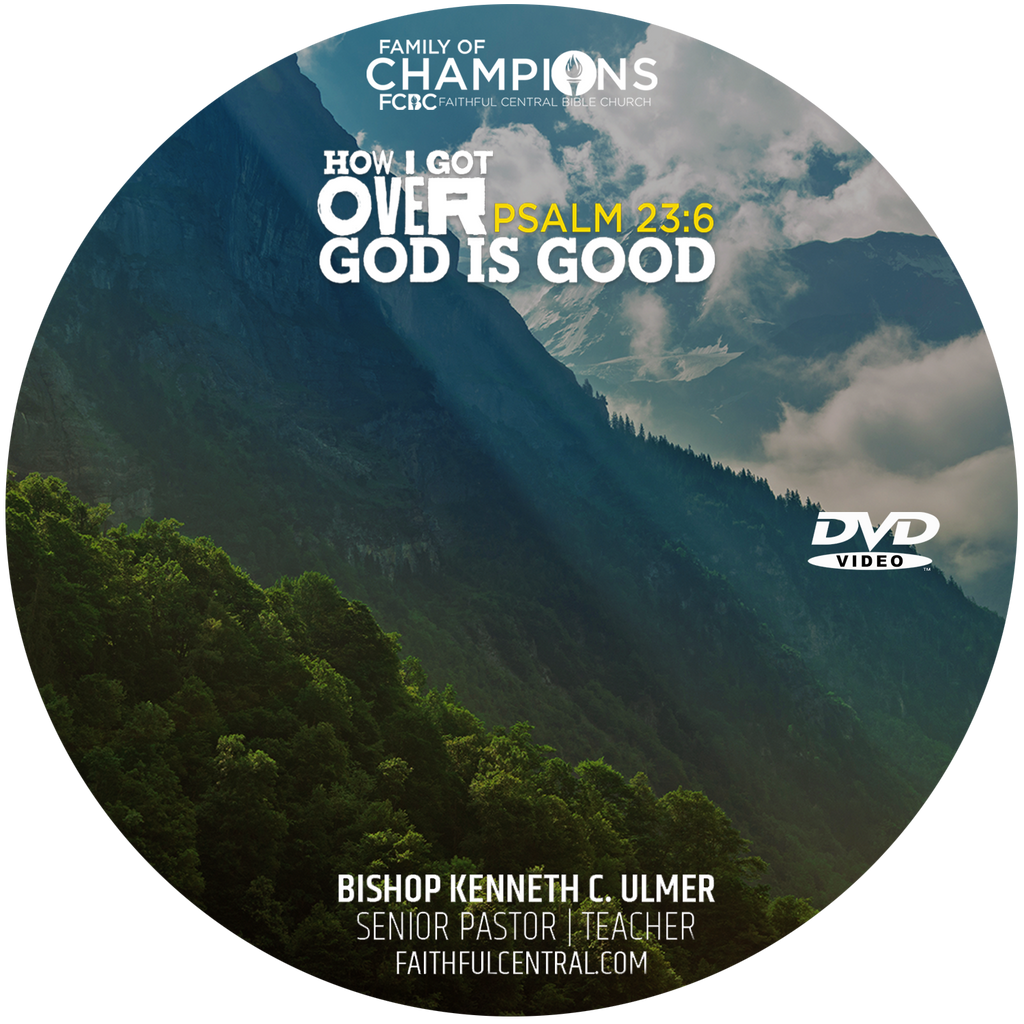 God Is Good (DVD)