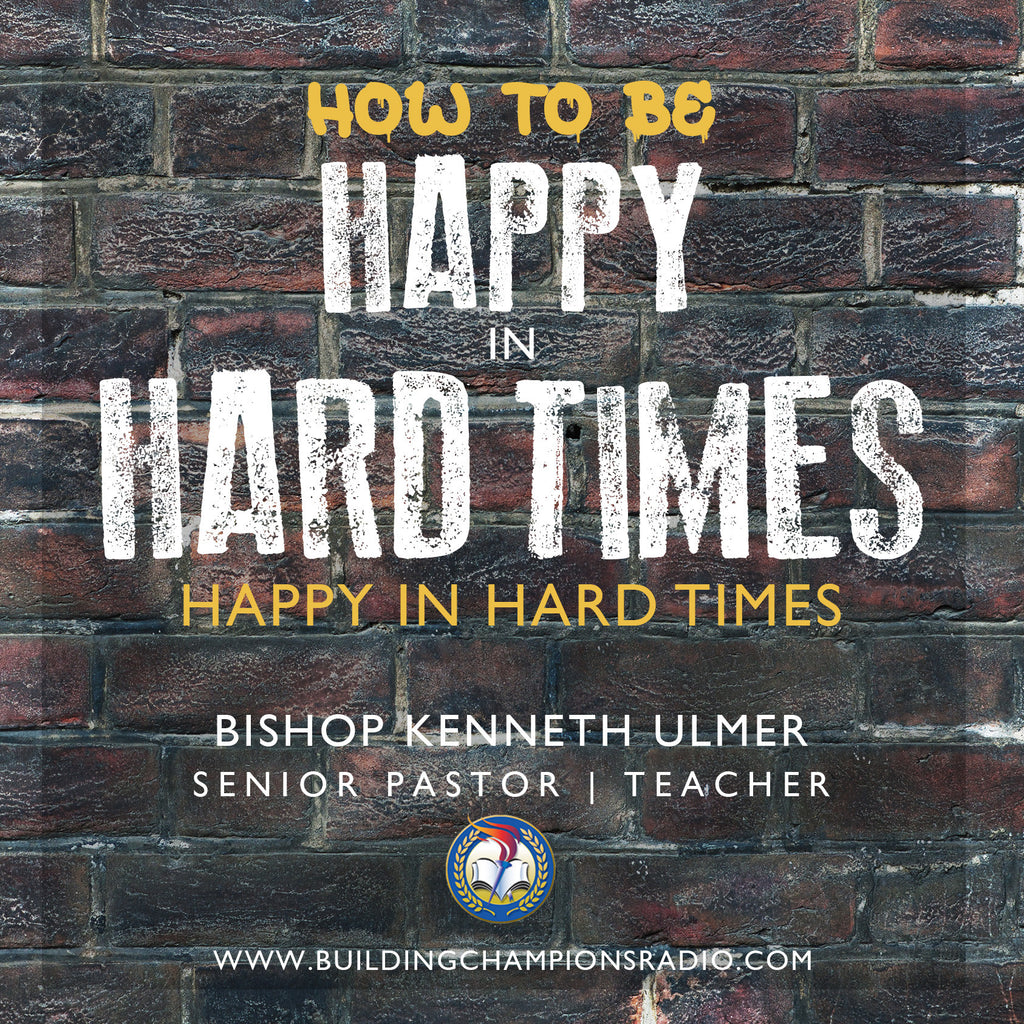 Happy In Hard Times: How to Be Happy in Hard Times (CD)