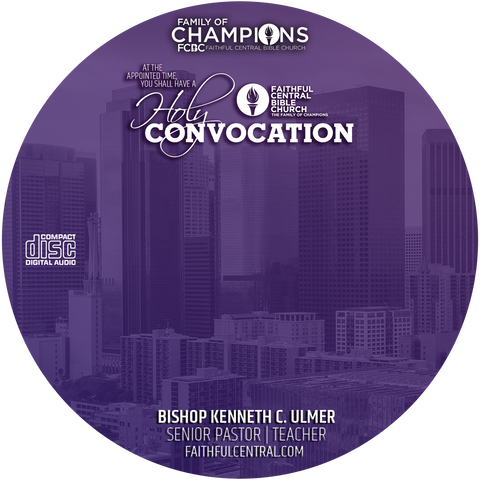 Holy Convocation 2021 (CD)