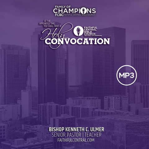 Holy Convocation 2021 (MP3 Download)