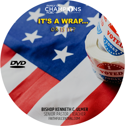 It's A Wrap, Or Is It? (DVD)