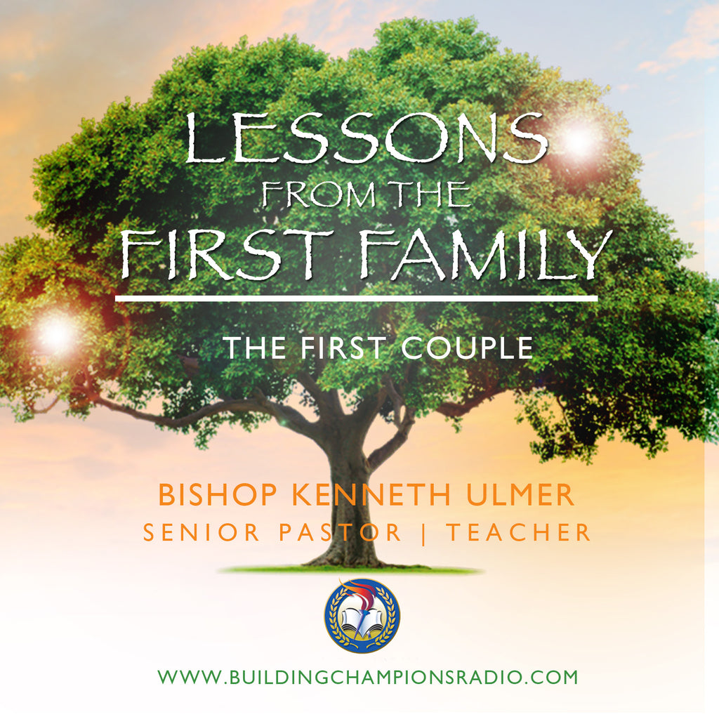 Lessons From The First Family: The First Couple (MP3 Download)