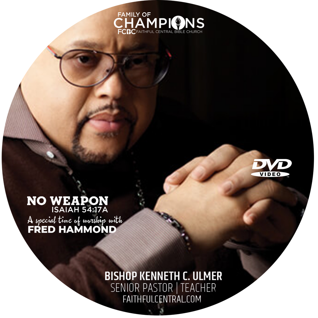 No Weapon (DVD)