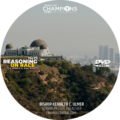 Reasoning On Race Part 6 (DVD)