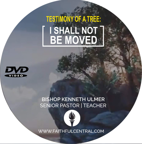 The Testimony of A Tree: I Shall Not Be Moved (DVD)