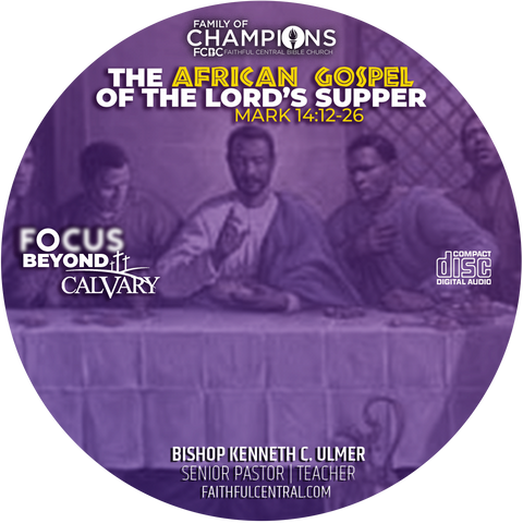 The African Gospel of The Lord's Supper (CD)