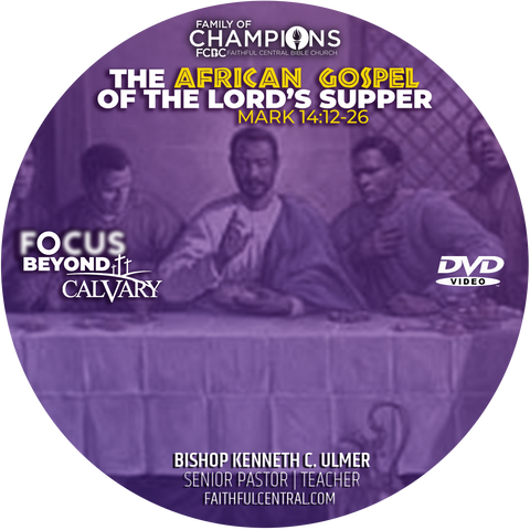 The African Gospel of The Lord's Supper (DVD)