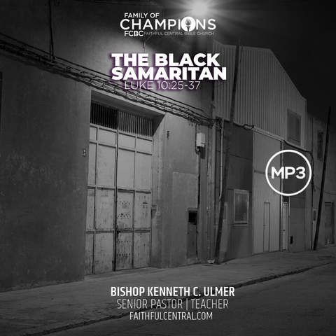 The Black Samaritan (MP3 Download)