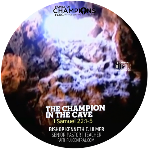 The Champion In The Cave (CD)