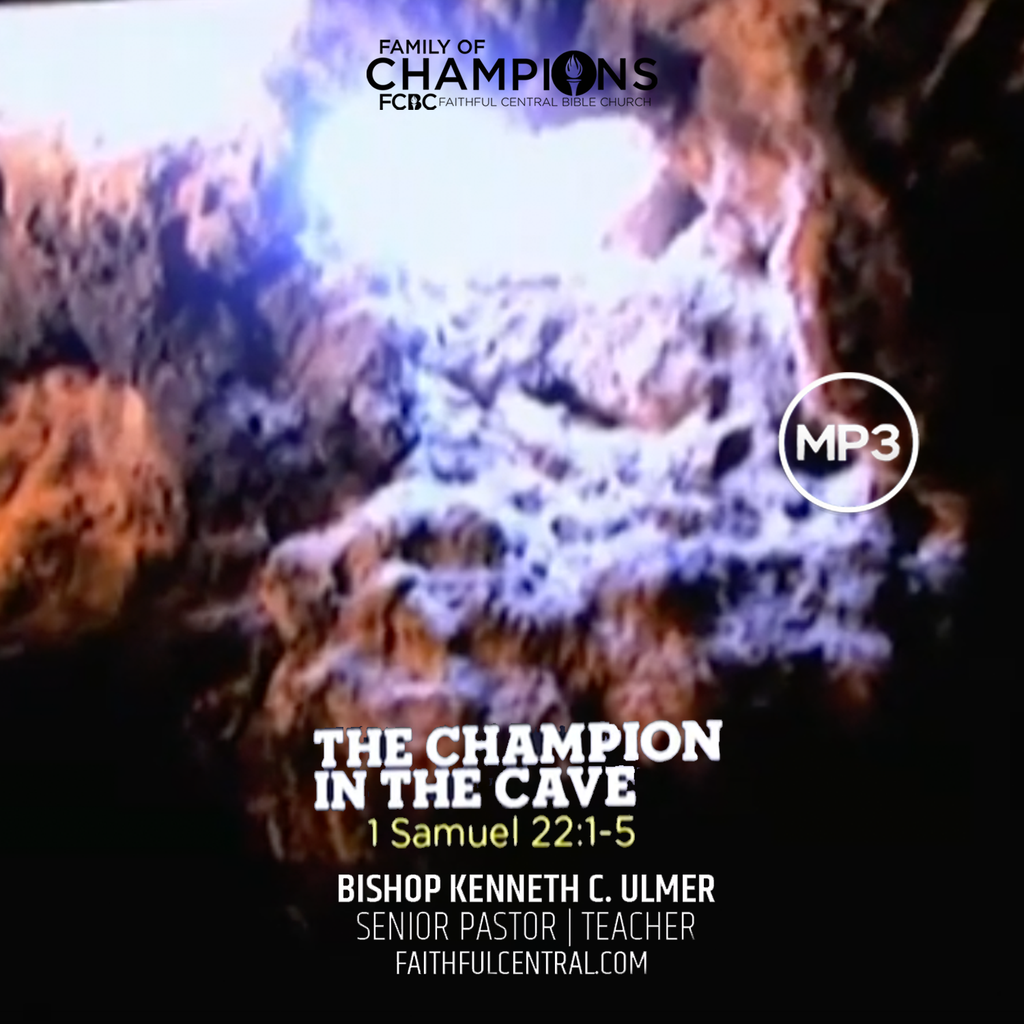 The Champion In The Cave (MP3 Download)