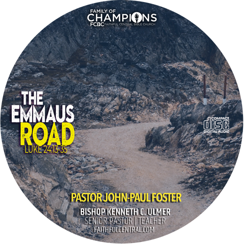 Focus Beyond Calvary: The Emmaus Road (CD)