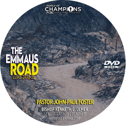 Focus Beyond Calvary: The Emmaus Road (DVD)