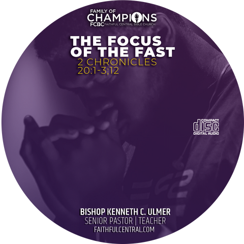 The Focus of The Fast (CD)