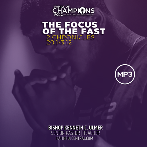 The Focus of The Fast (MP3 Download)