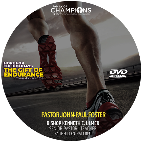 Hope For The Holidays: The Gift of Endurance (DVD)