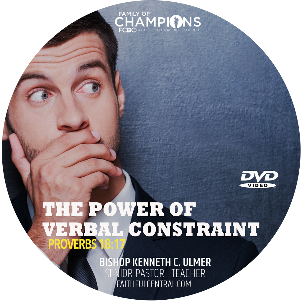 The Power of Verbal Constraint (DVD)