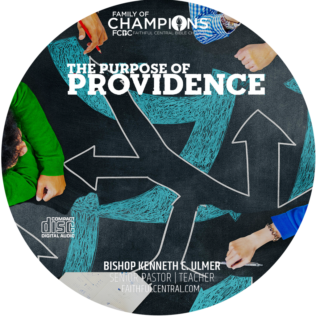 The Purpose of Providence (CD)