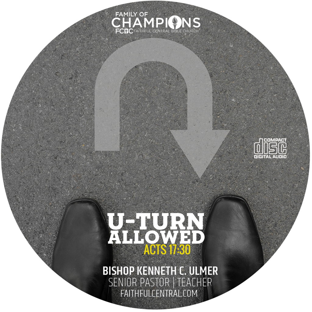 U-Turn Allowed (CD)