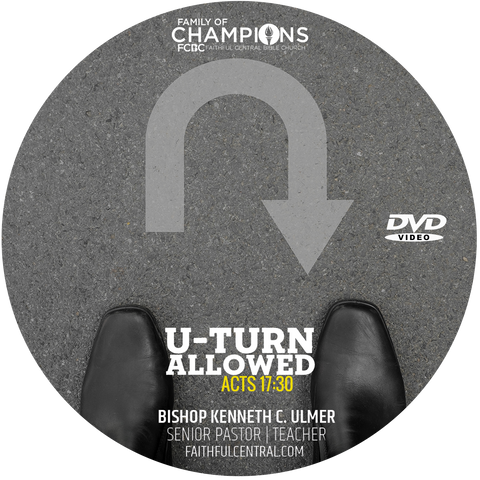 U-Turn Allowed (DVD)