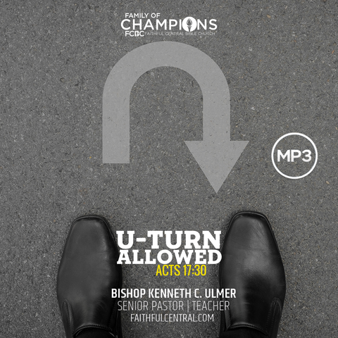 U-Turn Allowed (MP3 Download)