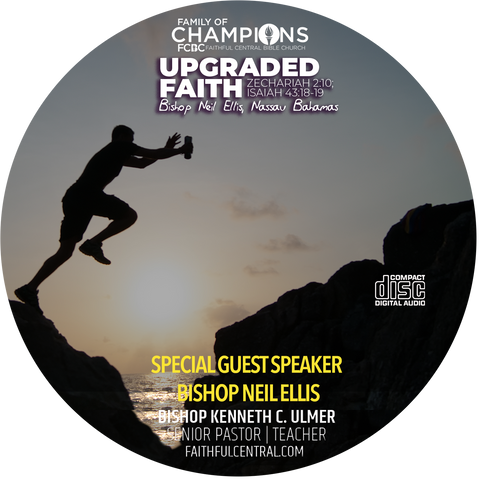 Upgraded Faith (CD)