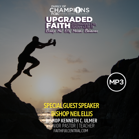 Upgraded Faith (MP3 Download)