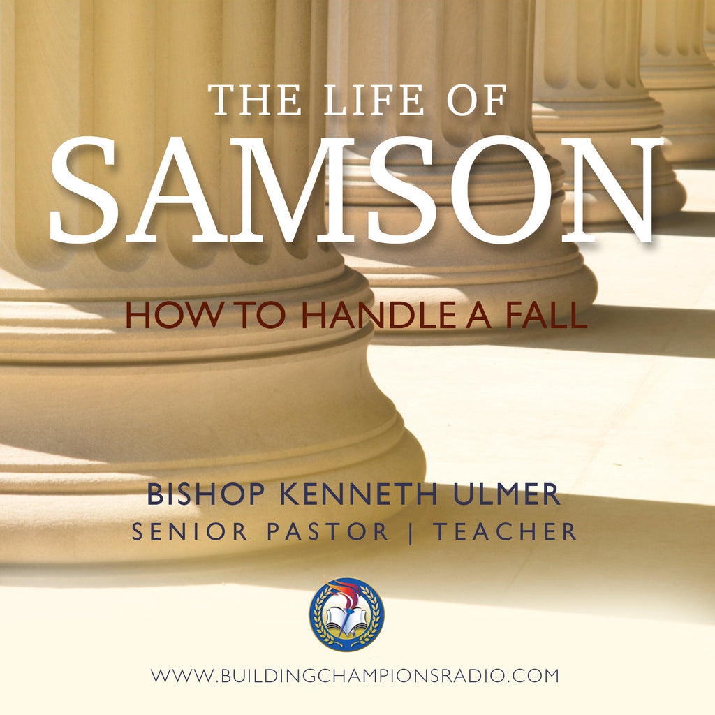 The Life of Samson: How to Handle a Fall