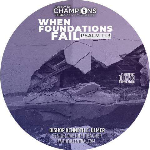 When Foundations Fail (CD)