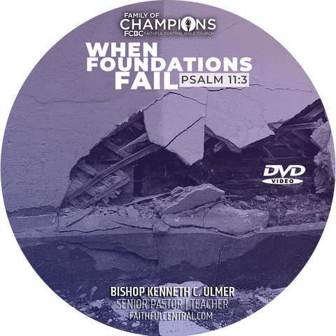 When Foundations Fail (DVD)