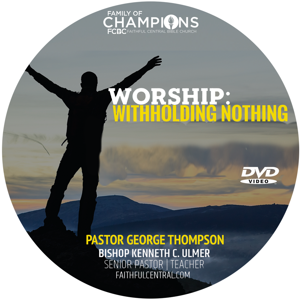 Worship: Withholding Nothing (DVD)