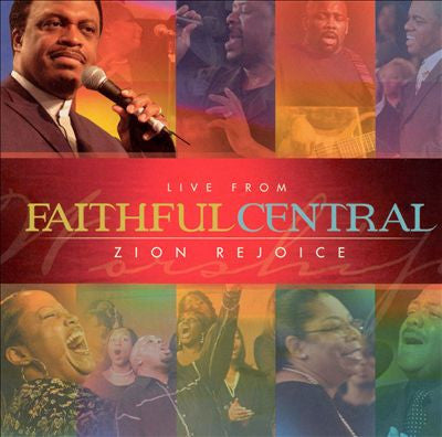Live From Faithful Central Zion Rejoice (MP3 Download)